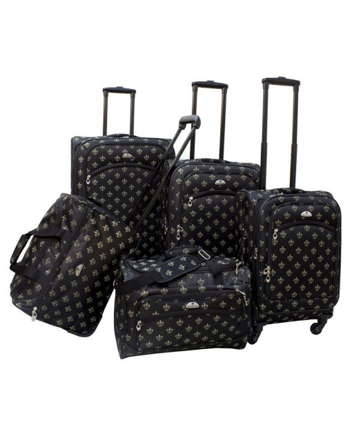 LongLat, Inc Luggage Solution featuring name brands for your travel needs