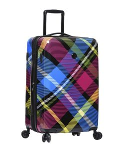 "Body Glove Tartan 29"" 8-Wheel Hardside Spinner"